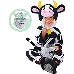 Spooktacular Creations Baby Cow Costume (18-24 Months) White