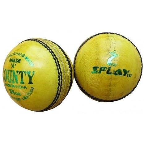 FR Splay County Cricket Ball (Senior) CBLCOU535