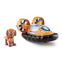 Hovercraft, vehículo y figura de Paw Patrol Zuma