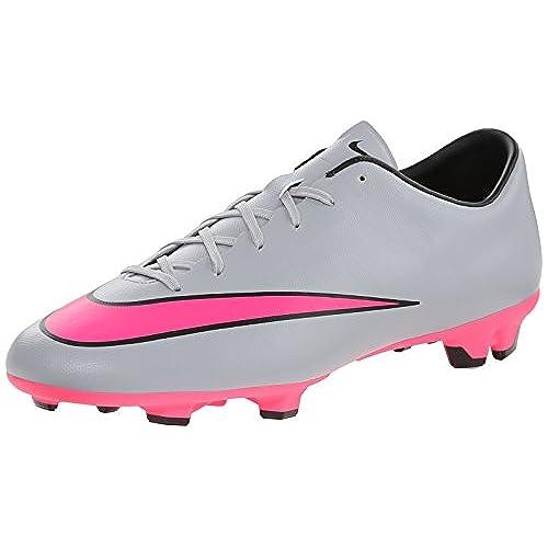 e1f453e022526 ... discount code for nike mens mercurial victory v fg wolf grey hyper pink  black blk soccer