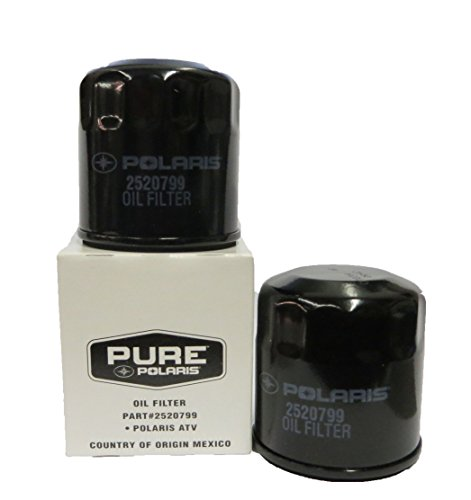 Pure Polaris Oil Filter Part Number 2520799, 2-Pack