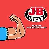 J-B Weld 8281 Professional Size Steel Reinforced
