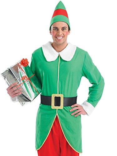 Costume Homme - Elf de Noël - Taille XL