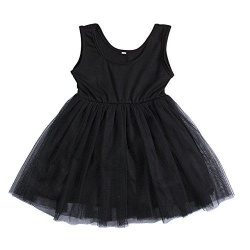 Infant Baby Girls Sleeveless Dress - 9