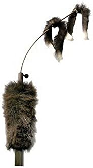 MOJO Outdoors Critter Predator Hunting Decoy - Great for Coyote and Bobcat Hunting and as a Varmint Decoy, Tai