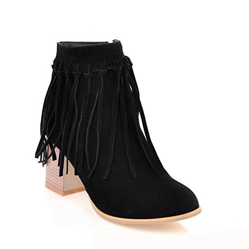 Balamasa Femme Sandales Abl10651 Compensées Noir xzABx6