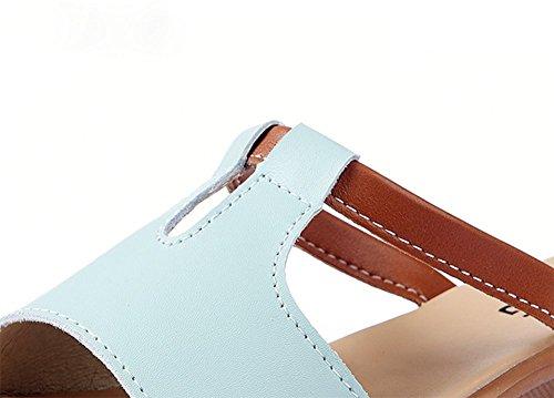 A Pantofole Fondo weiwei Fashion Piatto Signore Cool Estate Casual Fondo Morbido Pantofole delle ArwAP7zqx4
