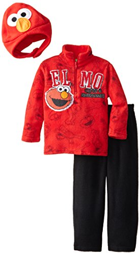 Sesame Boys Piece Arctic Fleece