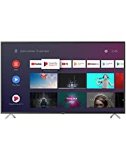SHARP Android TV 65BL3EA 164 cm (65 inch) televisie (4K Ultra HD LED, Google Assistant, Amazon Video, Harman/Kardon geluidssysteem, HDR10, HLG, Bluetooth)