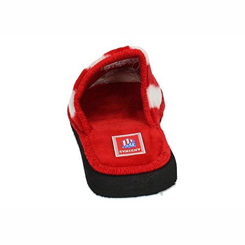 Casa Blanco rojo Unisex Zapatillas De Andinas 8xwq4P08