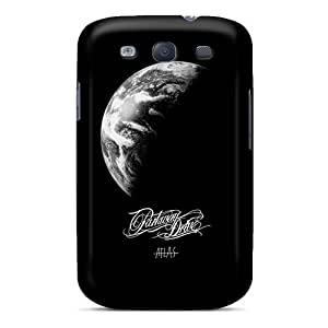 Shock-Absorbing Cell-phone Hard Cover For Samsung Galaxy S3 (YNJ7150KSWX) Custom Beautiful Parkway Drive Atlas Pattern