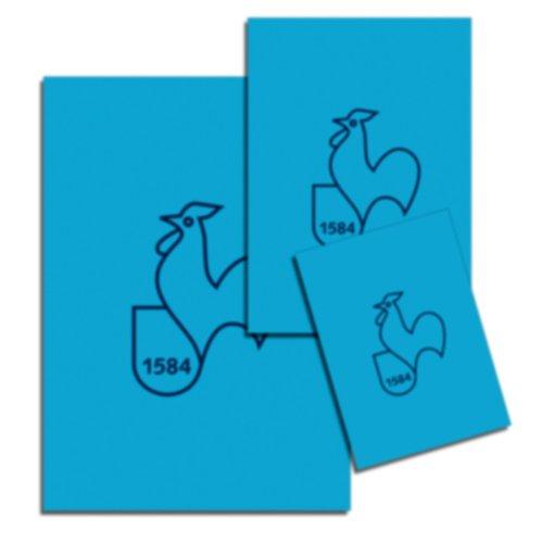 Skizzenblock A3 190 g/m² 50 Blatt Universales Zeichenpapier für alle üblichen Zeichentechniken. Säurefrei und alterungsbeständig.