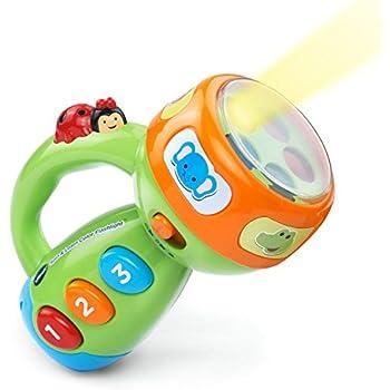 Vtech Spin Learn Color Flashlight - Pink - Online ...