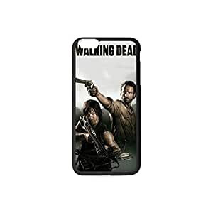 iPhone 6+ Plus Daryl Walking Dead - Black &White Plastic and TPU case