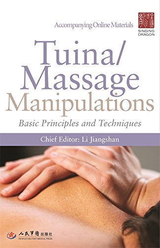 Tuina/ Massage Manipulations: Basic Principles and Techniques