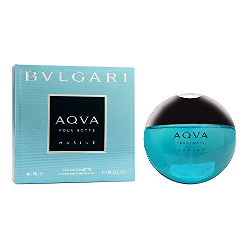 Bvlgari Aqva Marine Pour Homme by Bvlgari 3.4oz 100ml EDT Spray ()