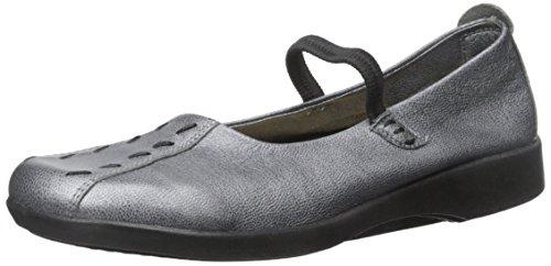 Arcopedico Womens Shawna Flats Shoes Pewter nwVQBFfG
