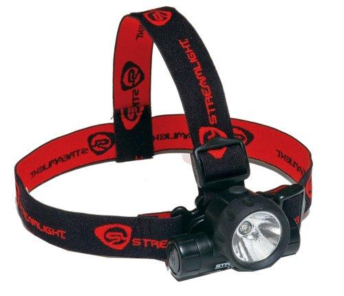 Streamlight 61302 Argo HP C4 LED Head Mount Flashlight, Blac