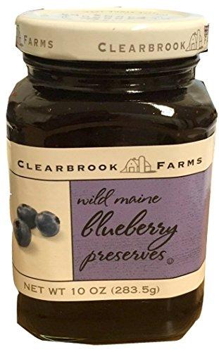 Wild Maine Blueberry Preserves 10 oz