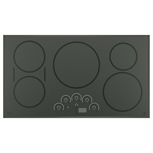"GE Cafe 36"" Built-in Induction"