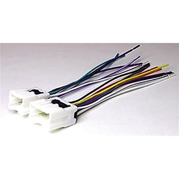amazon com scosche ta02b wire harness to connect an aftermarket rh amazon com