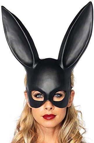 Máscara Gótica Sexy Estilo Bunny girl Gysad