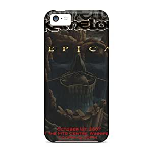 Best Hard Phone Covers For Iphone 5c With Customized High-definition Kamelot Band Pictures ChristopherWalsh