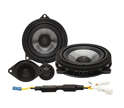 """Rockford Fosgate T3-BMW1 4"""" 50W RMS Component Speakers Syste"""