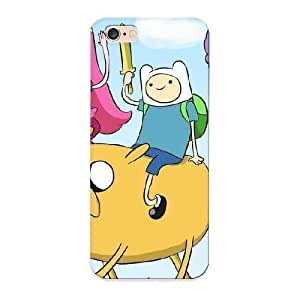 227ac8e2152 Tpu Phone Case With Fashionable Look For Iphone 6 Plus - Adventure Time Cast Case For Christmas Day's Gift