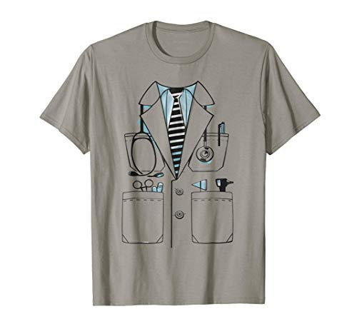 Funny Doctor Costume T-Shirt Gif For Halloween -