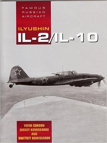 Ilyushin Il-2/Il-10 (Famous Russian Aircraft)