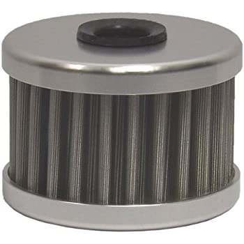 amazoncom pc racing pc flo stainless steel reusable oil filter automotive