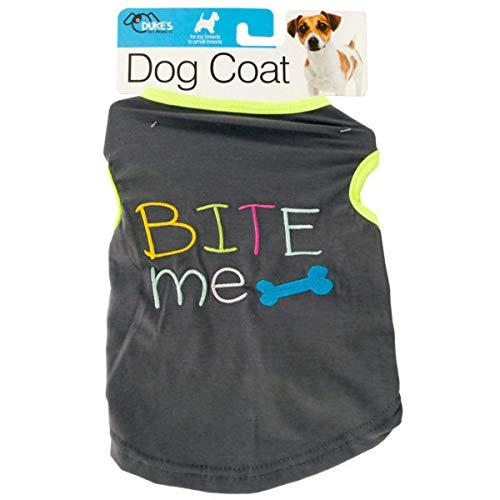 Sleeveless Dog T-Shirt - 6/Pack (5 Pack)