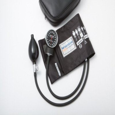 mck31852500 – MCKESSON marca Tensiómetro aneroide MCKESSON bolsillo estilo mano 2 tubos pequeños, adultos brazo