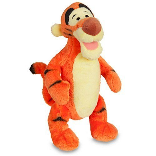 Disney Tigger Plush - Mini Bean Bag - 7