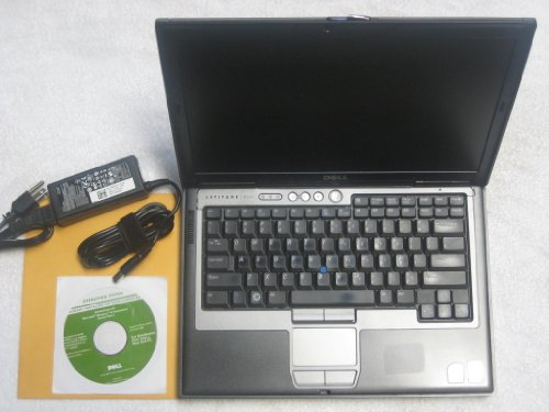 Dell Latitude D630 Core 2 Duo T7500 2.2GHz 2GB 80GB CD-RW/DVD 14.1