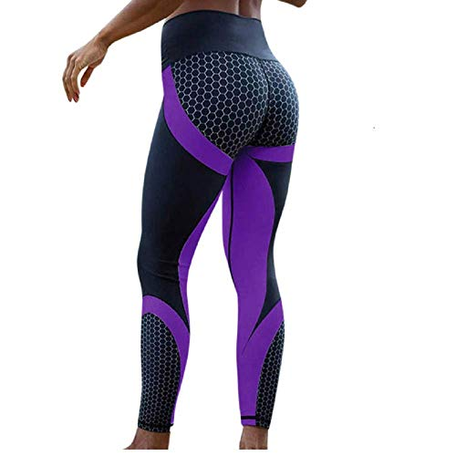 3D Print Yoga Pants,Womens Skinny Workout Gym Leggings Sports Training Cropped Pants by-NEWONESUN
