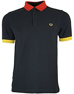 Color Pop Polo in Navy 2XL M US