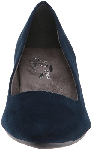 prices sale online Aerosoles Women's Foreward Dress Pump Navy Fabric free shipping low shipping pre order cheap price cheap sale official site yMfv7m230Q