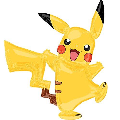 pikachu airwalker balloon