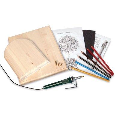 wood burning kit wood - 2