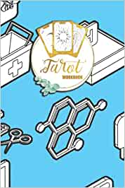 Tarot Workbook: Track Daily Readings for deeper understanding & accurate Interpretations   6x9