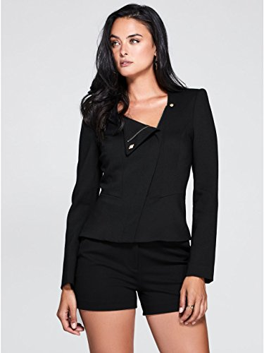 GUESS by Marciano Women's Leigh Zip-Front Blazer