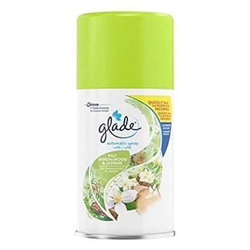 Glade Automatic Spray Nachfüllpack 269 Ml Sandelholz Jasmin Von