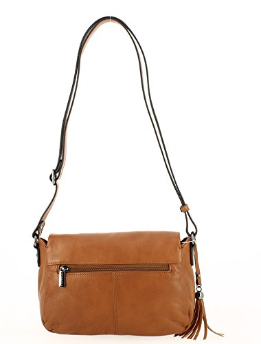 Hexagona Woman Brown Bag Crossed Brown FItrxwIq5