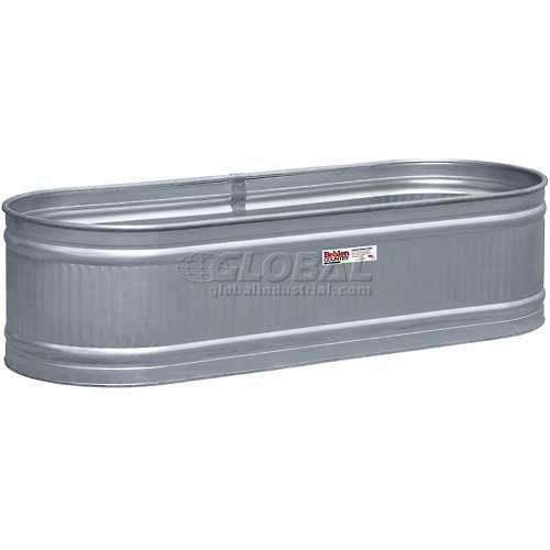 Behlen Country Galvanized Stock Tank Round End Approximately 280 Gallon ()