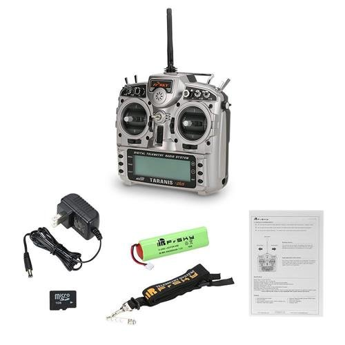 FrSky Taranis X9D Plus Transmitter with Mode2 for FPV Quadcopters