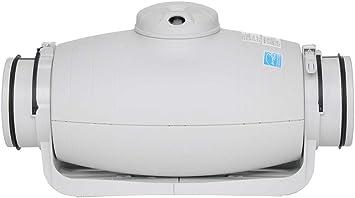 Soler & Palau S&P TD-150S - Ventilador de tubo en línea: Amazon.es ...