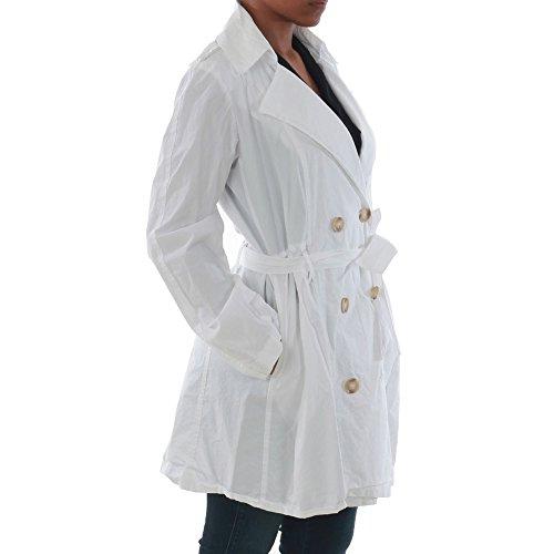 Cazadora Mujer 7540 Blanco Rinascimento BLANCO 4BzqUw