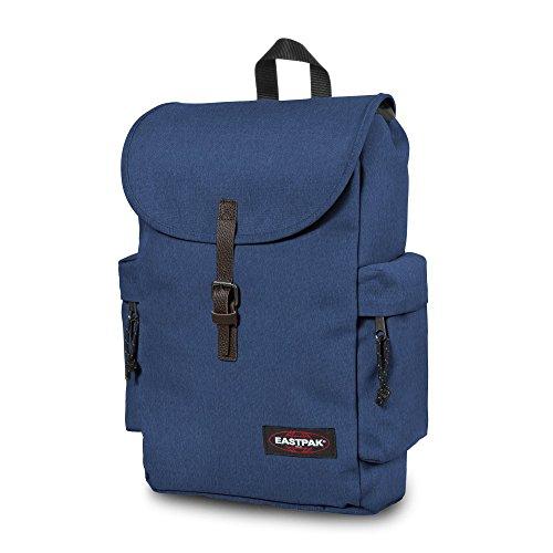 grey Backpack Unisex adult Unisex Austin EASTPAK Austin Blue Adult only size Crafty 0xRqOx5H